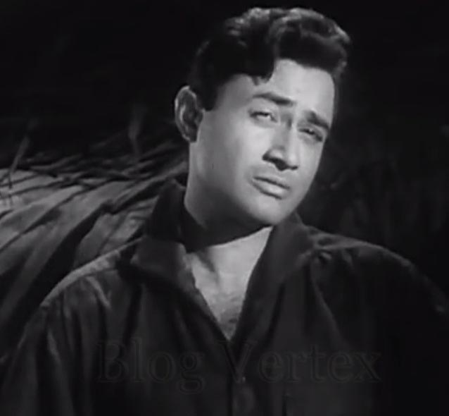 Dev Anand Black Suit