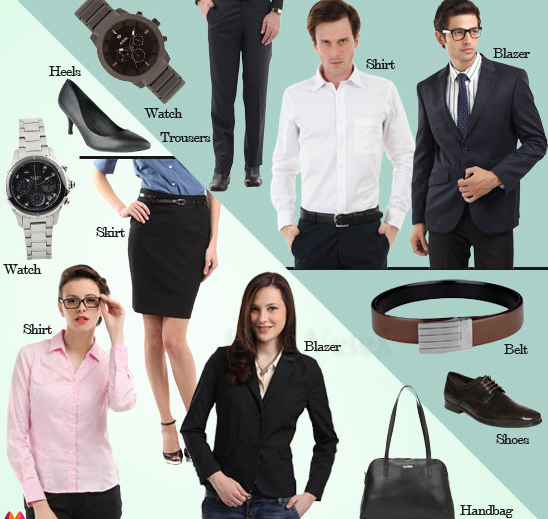 Why to Wear Formal Dress for Interview