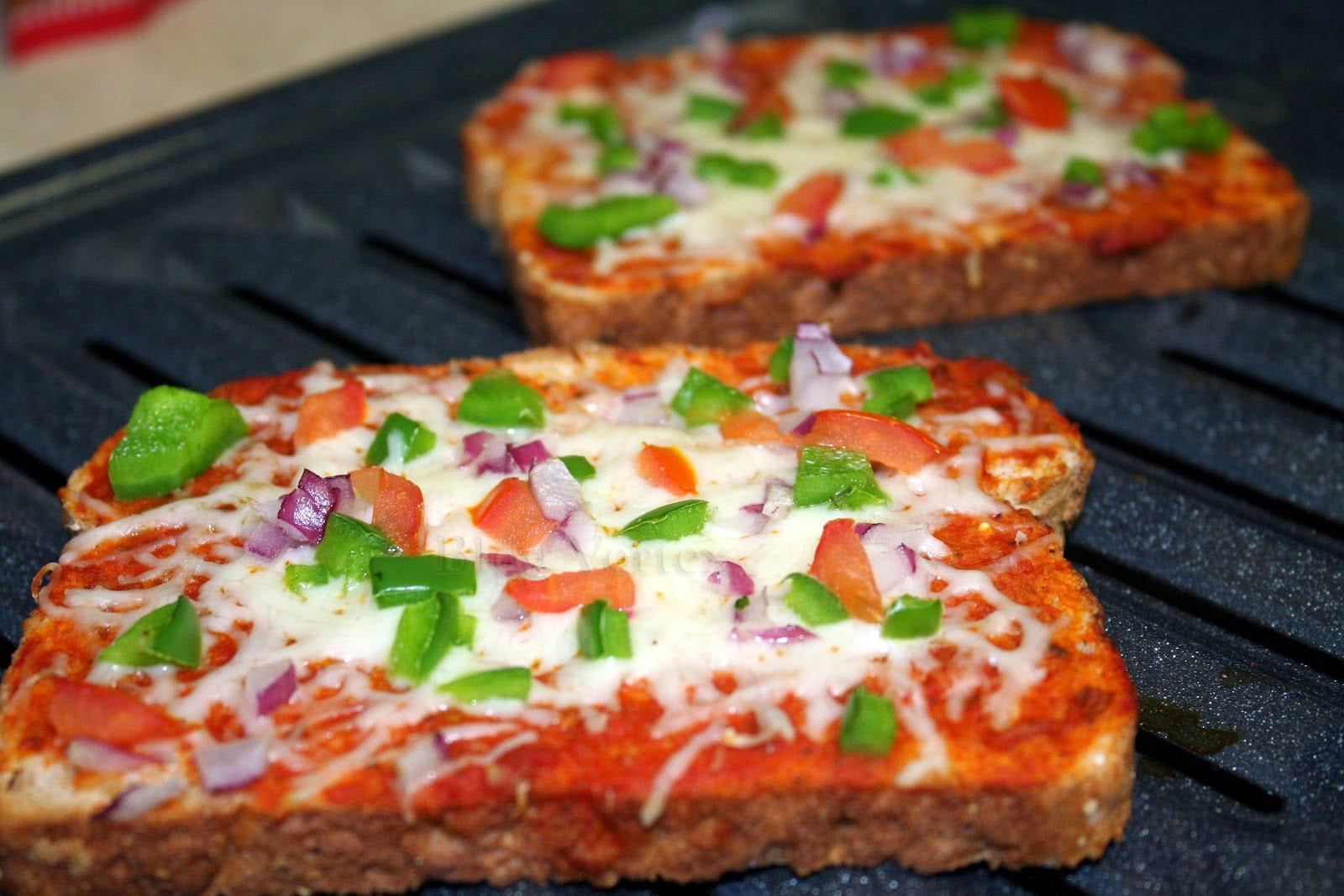 best way homemade bread pizza