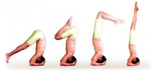 Sheershasana or Headstand