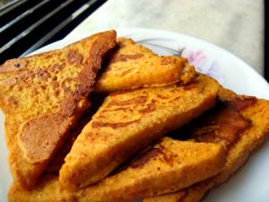 Bread pakoda - Holi special