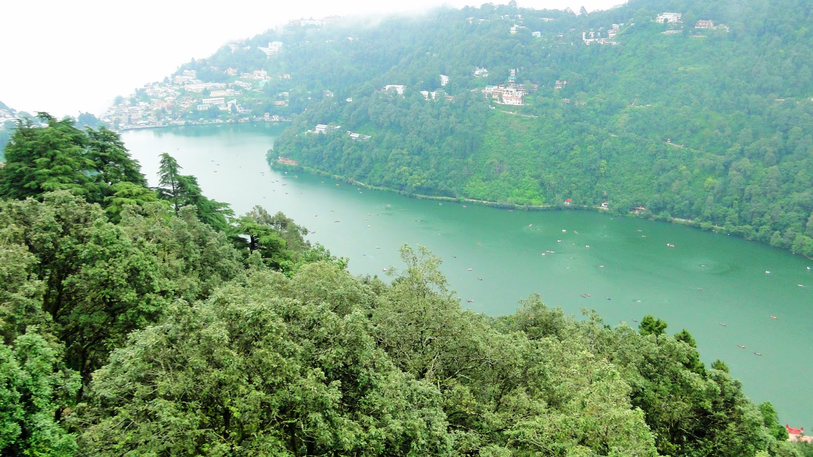 nainital tourist place in india