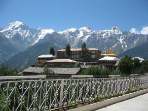 Shimla-Hill station in india