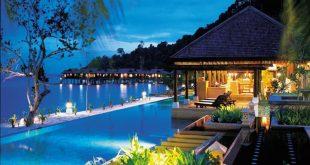 lavish resort in malasia