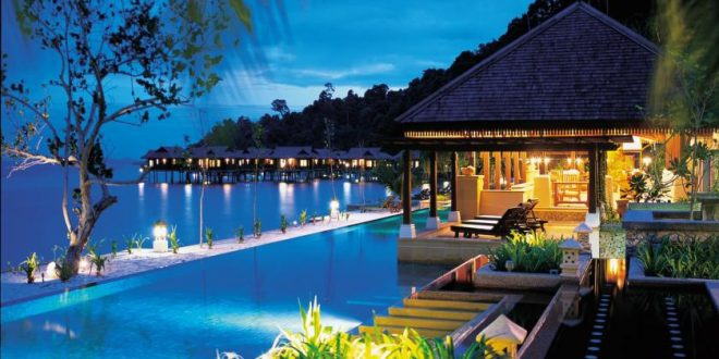 lavish resort in malasia
