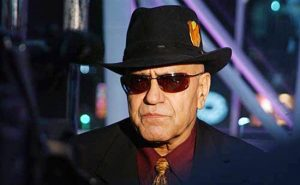 Latest pic of Amrish Puri