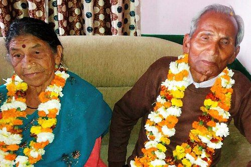 parents of yogi adityanath ji