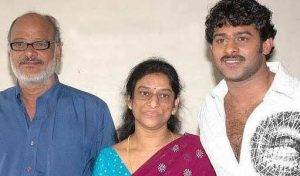 Picture of Prabhas family