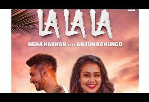 La La La Lyrics - Baazaar Movie 2018