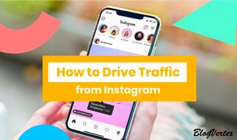 Traffic on Instagram Stories