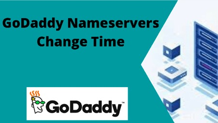 godaddy dns server update time